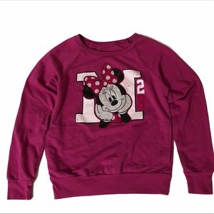 Disney Minnie Mouse Junior Sweater